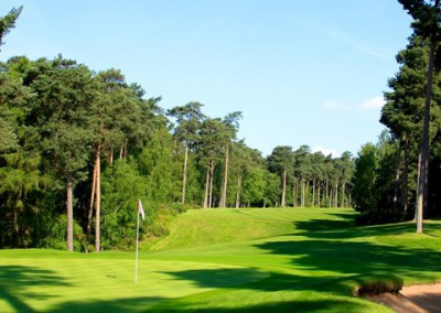 Woburn Course Review