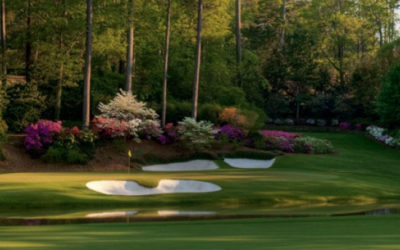 The Masters – April 2018