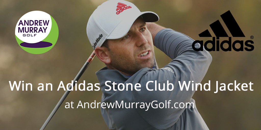 Win a stone Adidas Club Wind Jacket